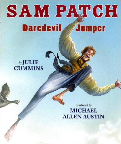 Sam Patch Daredevil Jumper
