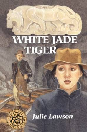 White Jade Tiger